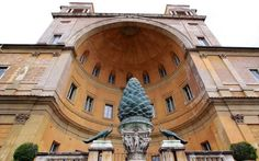 Pineal Gland – Our Third Eye: The Biggest Cover-Up in Human History Cortile della Pigna_Vatican Start Of Winter, Holy Roman Empire, Pineal Gland, Astral Projection, Third Eye Chakra, Vertebrates, Rest Of The World, Pine Cones, 3rd Eye