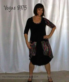 Vogue Patterns: 8975 - PatternReview