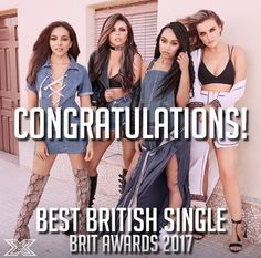 Go Little Mix!!! So happy for them!!