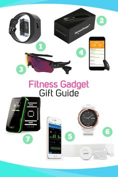 Fitness Gadgets That Actually Work Gift Guide - RunToTheFinish