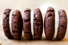 Easy Vegan Oreos (gluten and oil free)