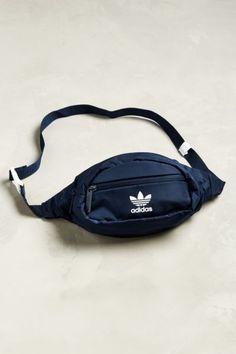 Adidas Originals, Fashion Bags, Fashion Accessories, Shoulder Sling, Handmade Handbags, Athletic Wear, Purse Wallet, Fanny Pack, Sporty