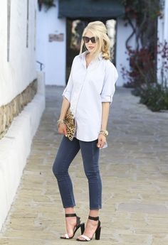 mih jeans | MIH Jeans: Buttoned-up, Dressed-down http://cdn0.chicisimo.com/thumbs ...