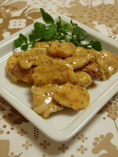 安価な鶏胸で一風変わったマリネ。ひと晩置くとより美味。多めに作っておもてなしにも。《'07.12.16アレンジ追記有》