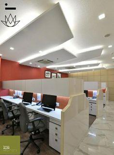 9 Globe Corporate Office Interiors in Mumbai