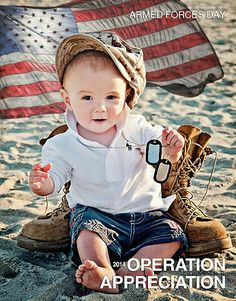 Armed Forces Day #OperationAppreciation - May 17 at the Oceanside Pier