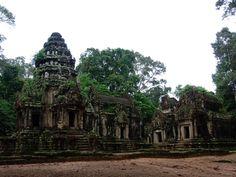 **Thommanon (small temple near Angkor Thom) - Siem Reap, Cambodia