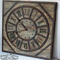 """Купить Часы настенные 60см """"Western-III"""" - часы настенные, часы настенные купить"""