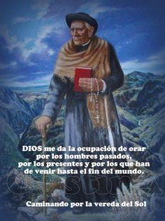 """HOY se aprobó la canonización del Cura Brochero. Será el primer SANTO ARGENTINO.  El """"cura gaucho"""" -como se lo conoce a Brochero - será el primer santo """"totalmente"""" argentino, ya que pasó toda su vida en Córdoba ( nació el 16 de marzo de 1840 en Villa Santa Rosa), donde no sólo se ocupó del aspecto espiritual, sino que impulsó caminos, escuelas y talleres laborales."""