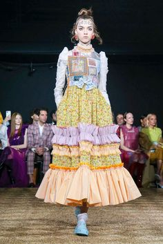 Viktor and Rolf Spring Summer 2020 Haute Couture fashion show at Paris Couture Week (January