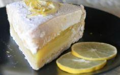 Λεμονόπιτα με μαρέγκα