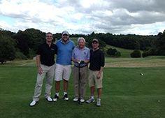 Old Georgians Golf Society members