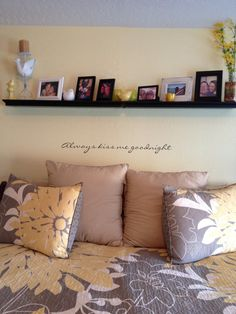 Love my master bedroom redo! Finally got the details done. Brandi Jones❤