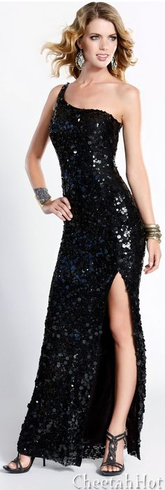 SCALA - Beautiful Black Gown