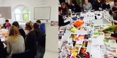 Graphic & Media Design & HCA BA TextileDesign Degree students are collaborating for Superdry: