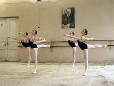Vaganova ballet school