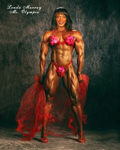 Lenda Murray 8 X Ms Olympia and Hall of Fame Bodybuilder Photos