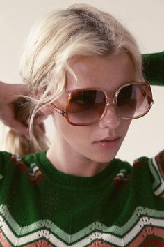 Stone Fox Vintage 70's Sunnies... http://stonedimmaculatevintage.com/collections/sunglasses/products/stone-fox-rose-tinted-sunglasses