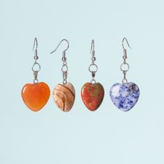 I can't wait to get the Be Still My Heart Earrings from Joyful Hearts that I ordered on sneakpeeq!