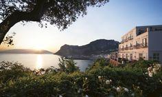 JK Place Capri hotel in Italy
