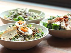 Field & Social: Gorgeous greens for downtown's lunchtime crowd