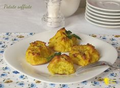 Patate soffiate al forno ricetta il chicco di mais