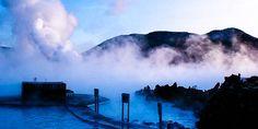Thermalbad Blaue Lagune in Island