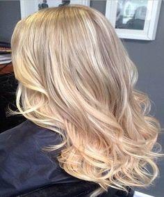 warm vanilla blonde hair color love what u do pinterest blonde hair colors warm and colors. Black Bedroom Furniture Sets. Home Design Ideas