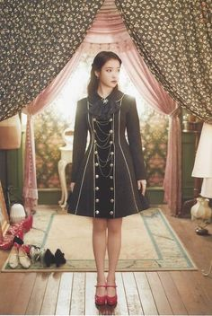 Luna Fashion, Kpop Fashion, Korean Fashion, Girl Fashion, Fashion Outfits, Kpop Girl Groups, Kpop Girls, Korean Celebrities, Korean Actresses