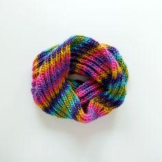 Brioche Knitting & A Brioche Cowl Pattern at handsoccupied.com