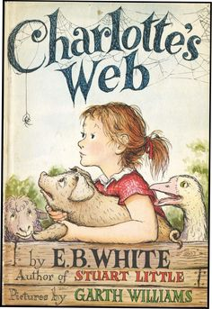 1952 Charlotte's Web cover art fetches $150,000 at auction