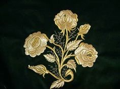 ♔ Embroidery / Textiles