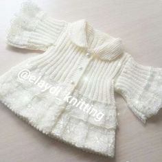1864 likes 157 comments Baby Cardigan, Baby Pullover, Knitting Blogs, Knitting For Kids, Baby Knitting Patterns, Girls Sweaters, Baby Sweaters, Crochet Baby, Knit Crochet
