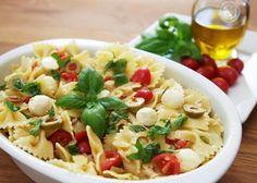 #mediterranean #summer #pasta #salad