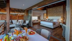 InterContinental Tahiti Resort & Spa | Junior Suite Overwater Motu Bungalows