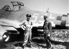 Me 262 Captain Watson 8th May 45
