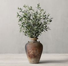 Interior Design Inspiration, Home Decor Inspiration, Hallway Decorating, Interior Decorating, Interior Designing, Home Decor Accessories, Decorative Accessories, Vase With Branches, Olive Branches