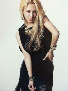 Girls' Generation The Best Hyoyeon Kim Hyoyeon, Sooyoung, Younique, Kpop Girl Groups, Kpop Girls, Rapper, Snsd Fashion, Different Hair Colors, Girls Generation