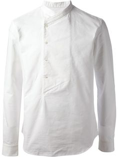 Shop Men's Balmain Shirts on Lyst. Track over 850 Balmain Shirts for stock and sale updates. Muslim Fashion, Mens Fashion, Mens Kurta Designs, Fashion Details, Fashion Design, Inspiration Mode, White Shirts, Boys Shirts, Shirt Style