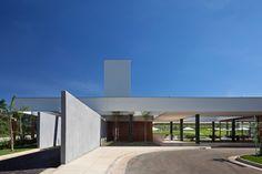 DOMO arquitetos associados: clubhouse alphaville brasília