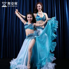 Performance belly dance clothes luxury top+skirt girls belly dance suit for chirldren belly dance set on the stage Preteen Girls Fashion, Girl Fashion, Dance Outfits, Dance Dresses, Learn To Dance, Beautiful Little Girls, Belly Dance Costumes, Belly Dancers, Beautiful Athletes