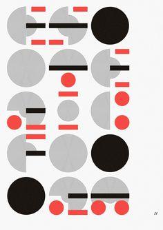 Esoteric Form — Typographic Screenprint on Behance