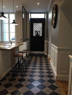 Rénovation d'une maison de maître à deux pas du château de chantilly par le Studio Chazelles