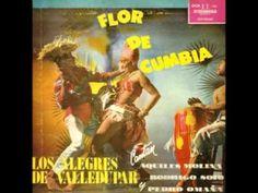 ((FLOR DE CUMBIA)))33RPM ALEGRES DE VALLEDUPAR - YouTube