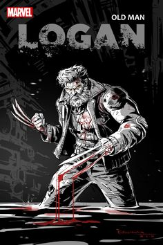 Old Man Logan by Kal
