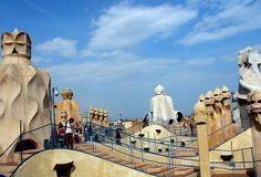 Βαρκελώνη και Γκαουντί - Αντικλείδι blog