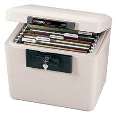 Sentry Safe 1170 Fire Safe Security File - Buy Online at TotalSecurityStore.com