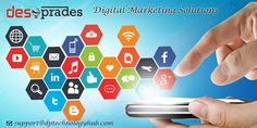 Digital Marketing Solutions from India's Leading Company DP Technology Hub (desprades).