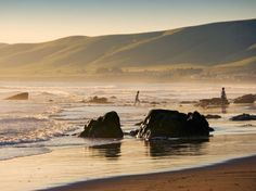 Cayucos State Beach California Has No Shortage Of Great Beaches But