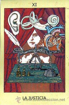 TAROT INICIATICO DE ALMA AJO, 22 ARCANOS MAYORES, 10ª BARAJA COLOREADA  A MANO, EDICION 2010 Painting, Game Cards, Garlic, Colors, Painting Art, Paintings, Drawings